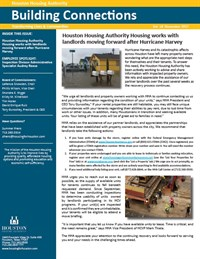HCVP Landlord Newsletter November 2017